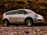 Pictures of Citroën C-Crosser Concept 2001