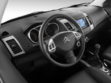 Pictures of Citroën C-Crosser 2007