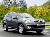 Pictures of Citroën C-Crosser UK-spec 2007–12