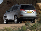 Pictures of Citroën C-Crosser 2007
