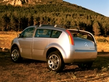 Citroën C-Crosser Concept 2001 wallpapers