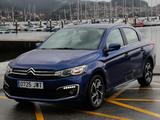Citroën C-Elysée 2016 photos