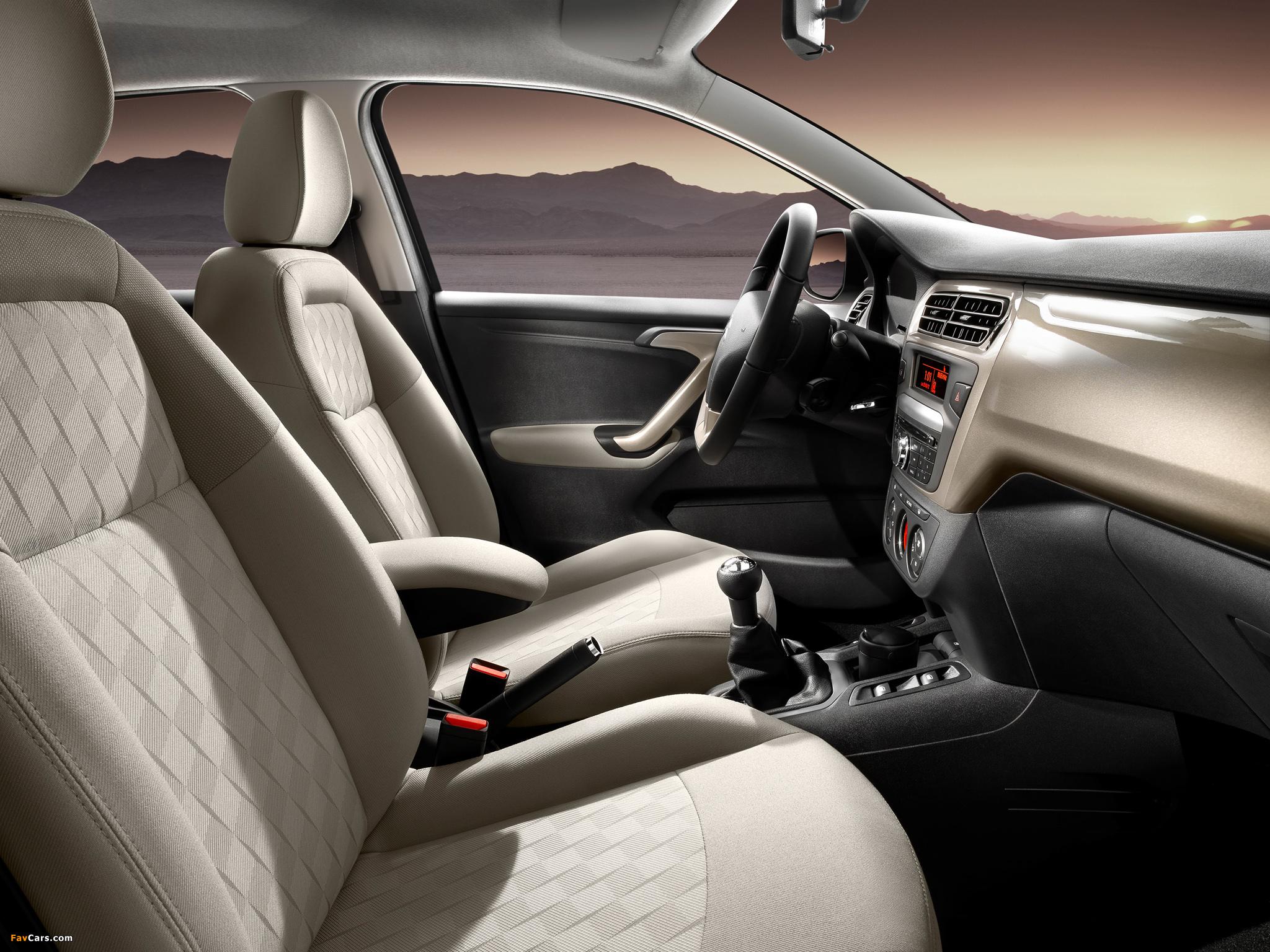 Images of Citroën C-Elysée 2012 (2048 x 1536)
