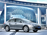 Citroën C-Quatre Sedan 2009 pictures