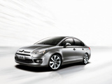 Citroën C-Quatre Sedan 2009 wallpapers