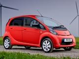 Citroën C-Zero UK-spec 2010–12 photos