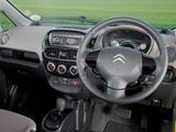 Pictures of Citroën C-Zero UK-spec 2010–12