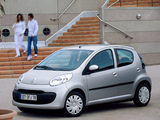 Citroën C1 5-door 2005–08 wallpapers