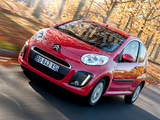 Citroën C1 3-door 2012 photos
