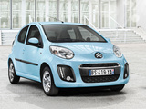 Citroën C1 5-door 2012 pictures