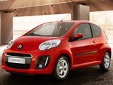 Images of Citroën C1 3-door 2012