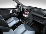 Citroën C1 Airsport 3-door 2008 wallpapers