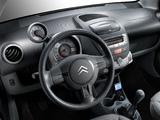 Citroën C1 Millenium 5-door 2009 wallpapers