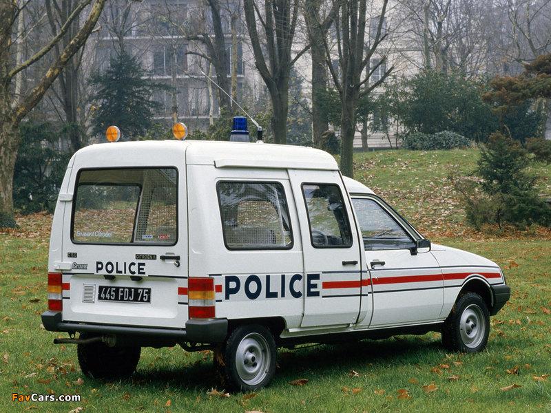 Citroën C15 Police 1984–2005 images (800 x 600)