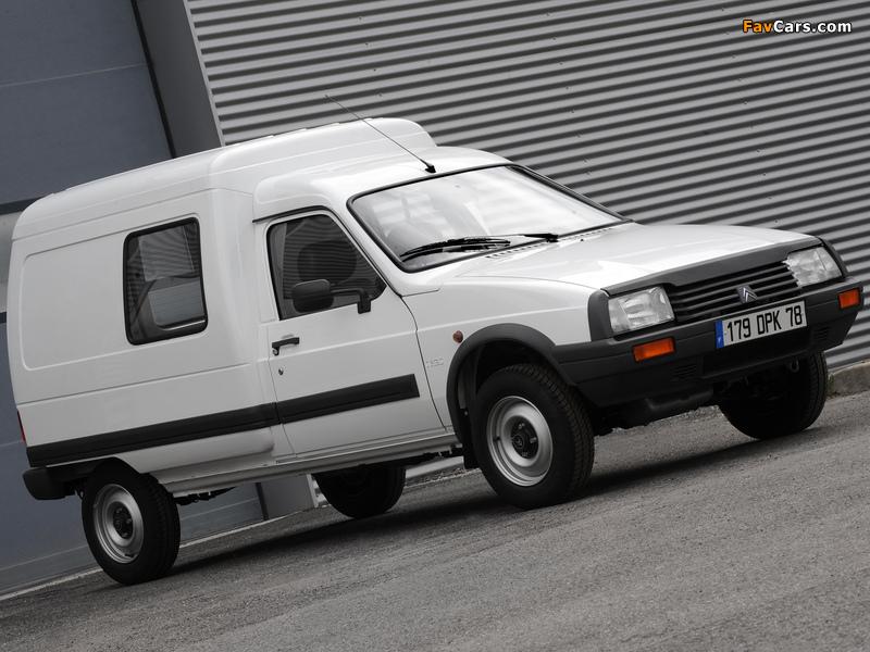 Images of Citroën C15 1984–2005 (800 x 600)