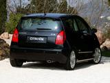 Citroën C2 VTR 2003–08 images