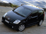 Citroën C2 VTR AU-spec 2003–08 photos