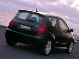 Citroën C2 VTR AU-spec 2003–08 pictures