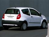 Citroën C2 Entreprise 2003–08 pictures