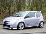 Musketier Citroën C2 2003–08 pictures