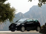 Citroën C2 VTR 2003–08 wallpapers