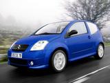 Citroën C2 VTS 2004–08 pictures