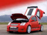 Sbarro Citroën C2 V6 2005 wallpapers