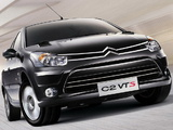 Citroën C2 VTS CN-spec 2008 wallpapers