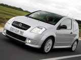 Images of Citroën C2 VTS 2004–08