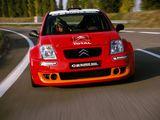 Photos of Citroën C2 Super 1600 2005