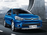 Photos of Citroën C2 VTS Cross 2012