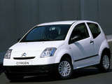 Pictures of Citroën C2 Entreprise 2003–08