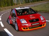 Pictures of Citroën C2 Super 1600 2005