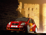 Citroën C2 Sport Concept 2003 wallpapers