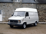 Citroën C25 High Roof Van 1981–90 photos
