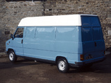 Citroën C25 LWB High Roof Van 1981–88 pictures