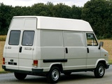 Citroën C25 High Roof Van 1981–90 pictures