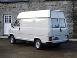 Images of Citroën C25 High Roof Van 1981–90
