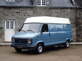 Photos of Citroën C25 LWB High Roof Van 1981–88