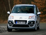 Citroën C3 Picasso UK-spec 2009–12 pictures
