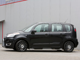 Musketier Citroën C3 Picasso 2009 wallpapers