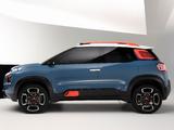 Citroën C-Aircross Concept 2017 pictures