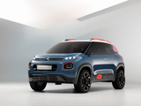 Citroën C-Aircross Concept 2017 wallpapers