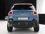 Photos of Citroën C-Aircross Concept 2017