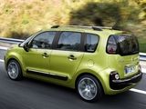 Photos of Citroën C3 Picasso 2009