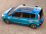 Pictures of Citroën C3 Picasso UK-spec 2009–12