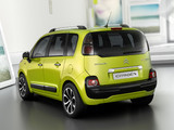 Pictures of Citroën C3 Picasso 2009