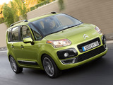 Citroën C3 Picasso 2009 wallpapers