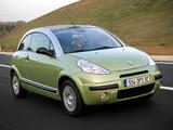 Citroën C3 Pluriel 2003–06 images