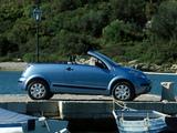 Citroën C3 Pluriel 2003–06 photos